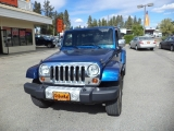 Jeep Wrangler Unlimited Sahara 2010