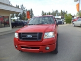 Ford F-150  4WD CrewCab FX4 Shortbed 2008