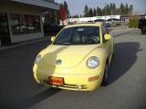Volkswagen New Beetle GLS Turbo Automatic 2000