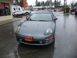 Mitsubishi Eclipse Spyder GT Convertible 2002