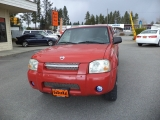 Nissan Frontier 4WD King Cab XE 2004
