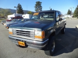 Ford Ranger  Supercab  XLT 4WD 1990