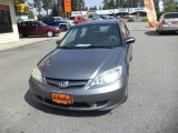 Honda Civic LX Auto 4dr Sedan 2004