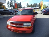Chevrolet S-10 4WD Ext Cab LS 1999