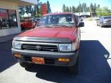 Toyota 4Runner SR5 V6 5-spd 1992