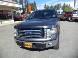 Ford F-150 SuperCrew XLT 4WD XTR 2011