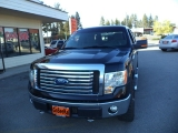 Ford F-150 SuperCrew XLT 4WD Shortbed 2011