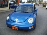 Volkswagen New Beetle GLS 5-Speed Manual 2000