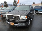 Ford F-150 SuperCrew Lariat 4WD Shortbed 2005