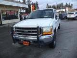 Ford Super Duty F-250 SuperCab XLT V10 4WD 5-Speed 2001