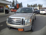 Ford F-150 SuperCrew XLT 4WD Shortbed 2012