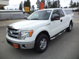 Ford F-150 Supercab 4WD Lariat EcoBoost 2013