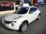 Nissan JUKE Turbo AWD 2011