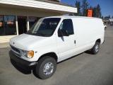 Ford Econoline Cargo Van E-250 2001