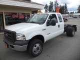 Ford Super Duty F-350 DRW 4WD SuperCab Chassis Powerstr 2005