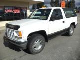 Chevrolet K Blazer 1500 4WD 1993