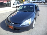 Honda Accord Sdn EX Auto V6 w/Leather 2003