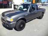 Ford Ranger XLT Supercab 4WD 5 speed 2009