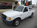 Ford Ranger V6 2WD Reg Cab Pickup Auto 2005