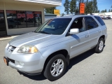 Acura MDX 4dr SUV w/3rd Row Seating 2006