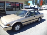 Honda Accord 2dr 5-spd 1989