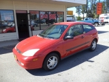 Ford Focus ZX3 HB 5-Speed Manual 2002
