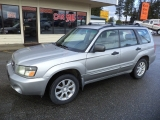 Subaru Forester 4dr 2.5 XS AWD 5-Speed Manual 2005