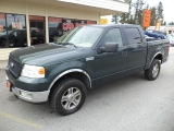 Ford F-150 SuperCrew 4WD XLT 2005