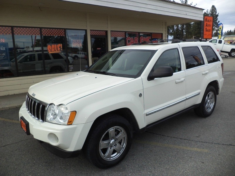 $7,995, 2005 Jeep Grand Cherokee Hemi Limited 4WD