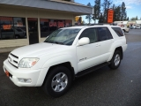 Toyota 4Runner V6 Limited 4WD w/3rd row 2005