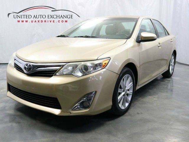 2012 toyota camry se 3.5l v6 engine fwd navigation sunroof bluetooth rear view camera cars - addison, il at geebo