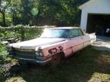 Cadillac Coupe Deville 1963