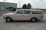 AMC rambler custom 1961