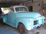 GMC pickup 1951