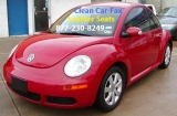 Volkswagen New Beetle Coupe, Leather 2008