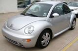Volkswagen New Beetle 2002