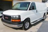 GMC Savana Cargo Van 2014