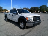 Ford F-150(( leather crew cab )) 2011