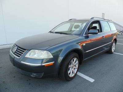 Volkswagen Passat Wagon 2004