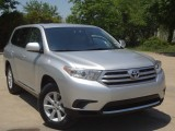 Toyota Highlander 2013 