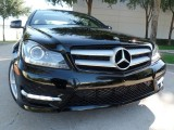 Mercedes-Benz C250 Coupe 2013