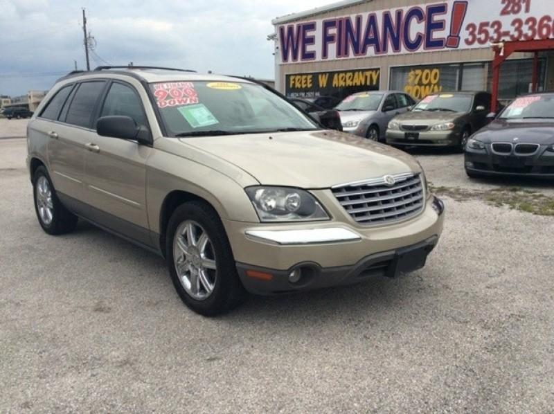 Chrysler Pacifica 2006