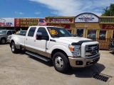 Ford Super Duty F-350 DRW 2012