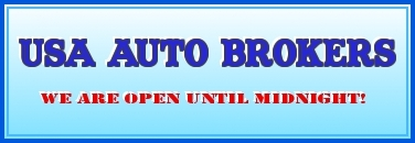 USA Auto Brokers. (713) 880-3430