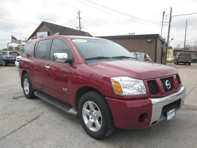 new and used nissan armada for sale in houston tx the car connection. Black Bedroom Furniture Sets. Home Design Ideas