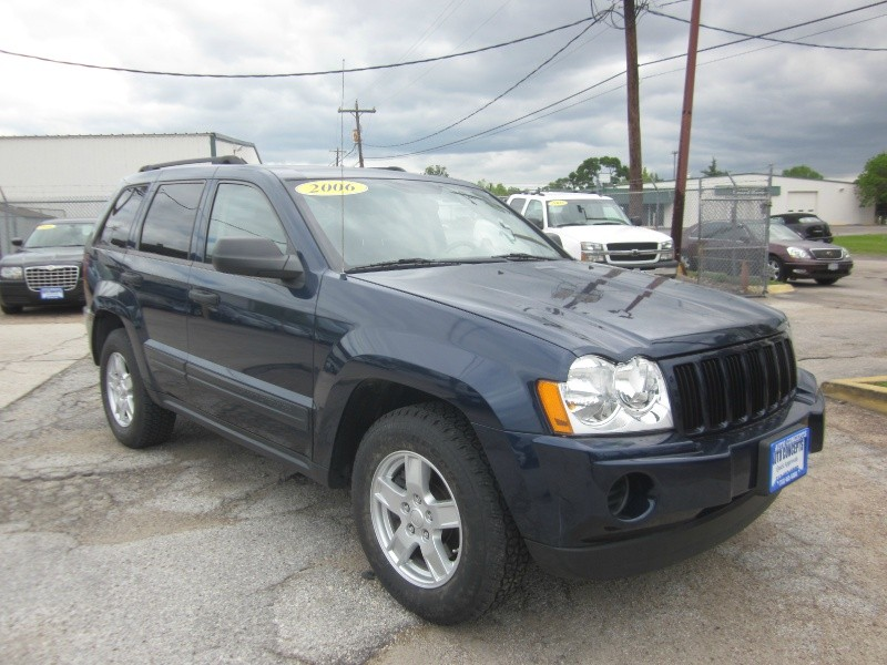 2006 Jeep Grand Cherokee 4dr Laredo Blue Gray 93621 miles Stock 7056 VIN 1J4GS48K16C128965