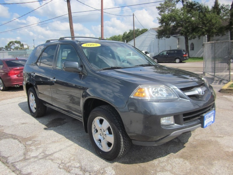 2005 Acura MDX 4dr SUV AT This year the MDX receives standard XM Satellite Radio a Bluetooth hands