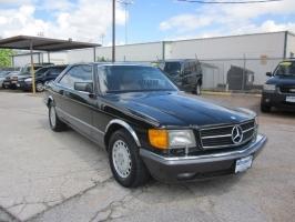 Mercedes-Benz 560 Series 1991