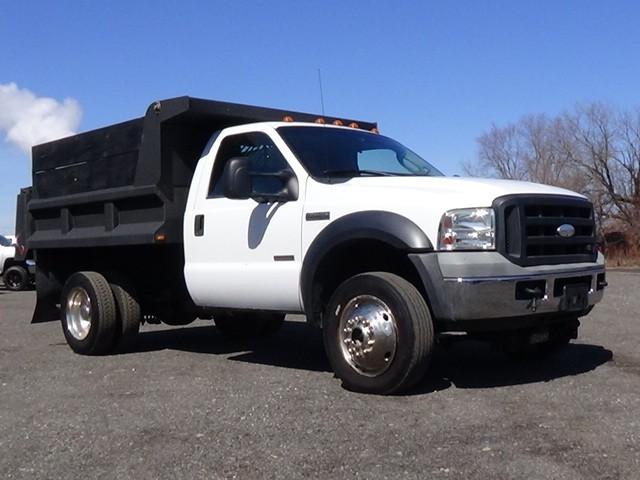Ford F-450 4x4 Dump Truck 2006