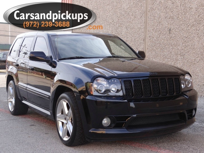2007 Jeep Grand Cherokee 4WD 4dr SRT-8 Clean Carfax2007 Jeep Grand CherokeeAWDSRT-8Navi